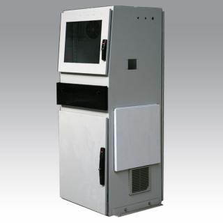 Metal laser for Control cabinet