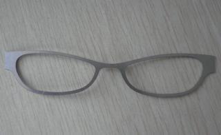 metal laser cutting glasses frames