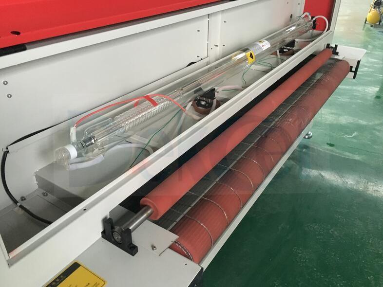 cnc laser feeding system