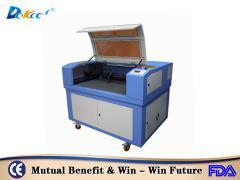Co2 cnc laser paper cutting machine DEKJ-9060