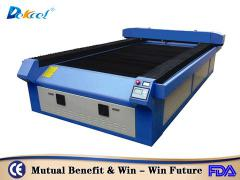 Co2 cnc laser machine cutting/cutter wood DEKJ-1325