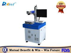 Fiber laser marking machine for metal and nonmetal material