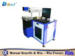 Co2 RF metal tube laser marking machine 10W/20W