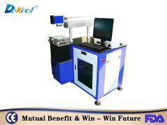 Co2 RF metal tube laser marking machine 10W/20W