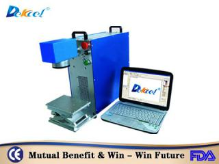 Portable fiber laser marking machine 10W/20W/30W