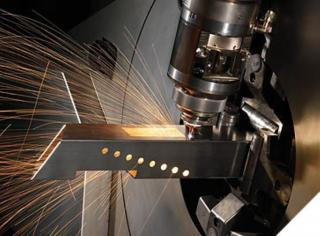 Fiber Laser Cutter for Square/Circular Steel Tube