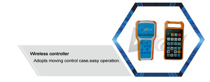 pipe cnc fiber laser machine control case