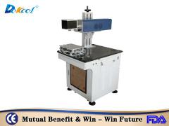 Co2  laser marking machine 10W RF for wood