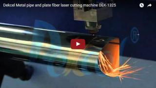 Metal laser cutting machine for pipe/plate steel