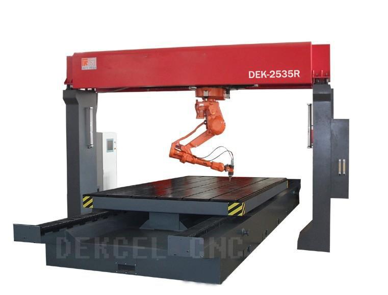 3D ROBOTER FIBER LASER CUTTING MACHINE
