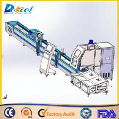 Metal pipe/tube/plates fiber laser cutting machine 500W/1000W/2000W