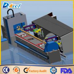 L6000*Dia200mm Tube Automatic Fiber Laser Cutting Machine