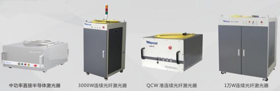 dekcel cnc fiber laser source