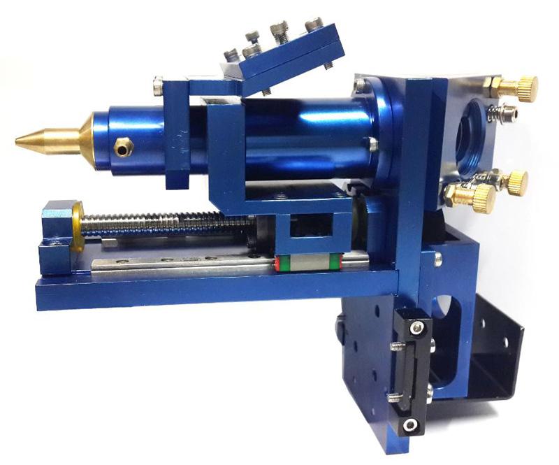 dekcel cnc nonmetal auto focus laser engraving head