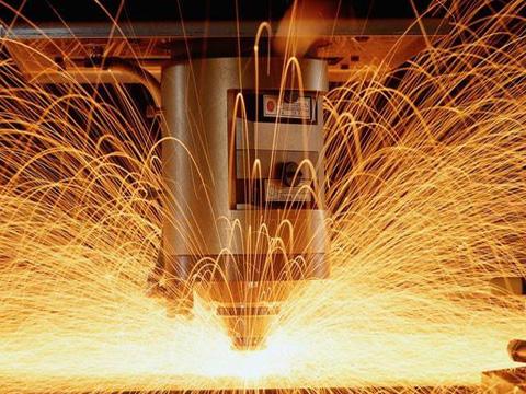 dekcel cnc fiber metal cutting machine