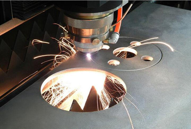 dekcel cnc fiber laser cutting machine show