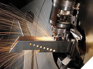 CNC Fiber Metal Tube Laser Cutting Machine Procedure