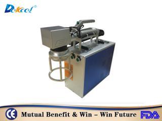 DEKCEL handheld portable fiber laser marking machine DEK-20WF