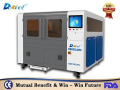 1300mm*1300mm Fiber 500w Metal Laser Cutting CNC Machine