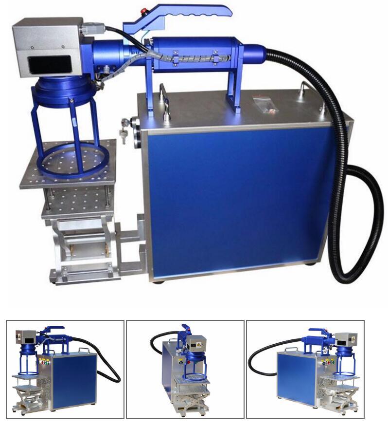 dekcel cnc portable laser marking machines