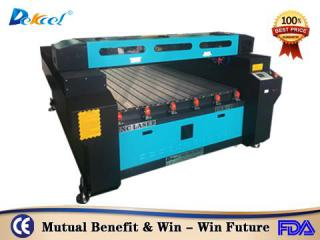CO2 80w stone laser engraving machine with auto-focus head