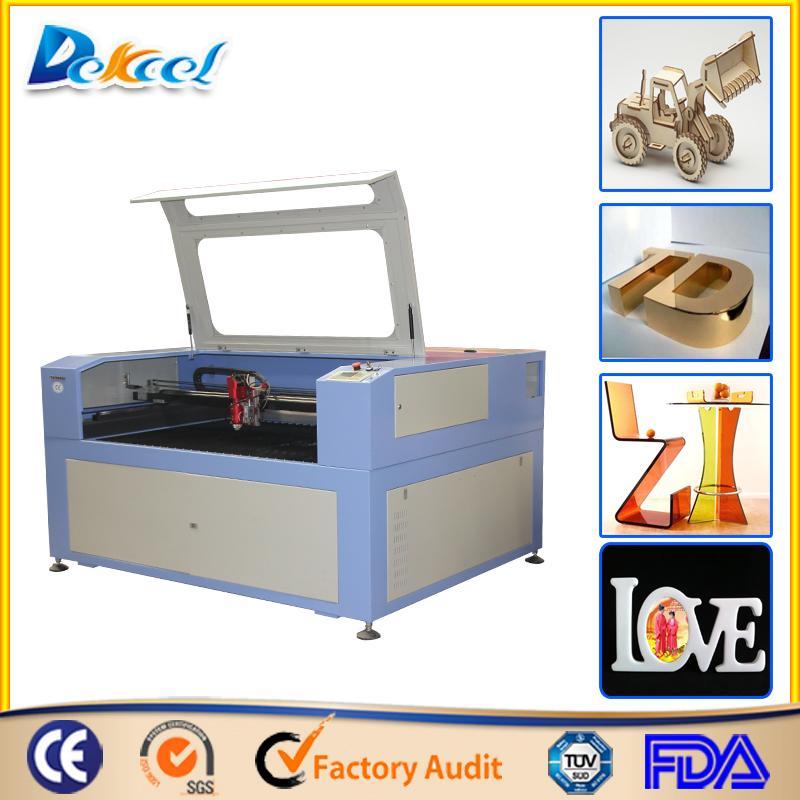 1390 co2 80W laser cutting CNC machine