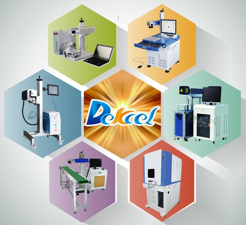 dekcel cnc marking solution laser machine