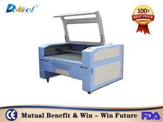 Dekcelcnc® Reci 80w 100w cnc cut paper co2 laser cutter