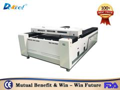 Dekcelcnc® 150w 260w Customized Co2 Laser Cutter for Metal nonmetal For Sale