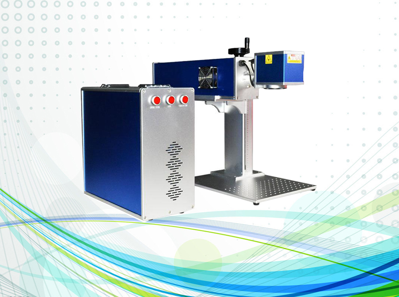 cnc co2 laser marker for nonmetal glass price
