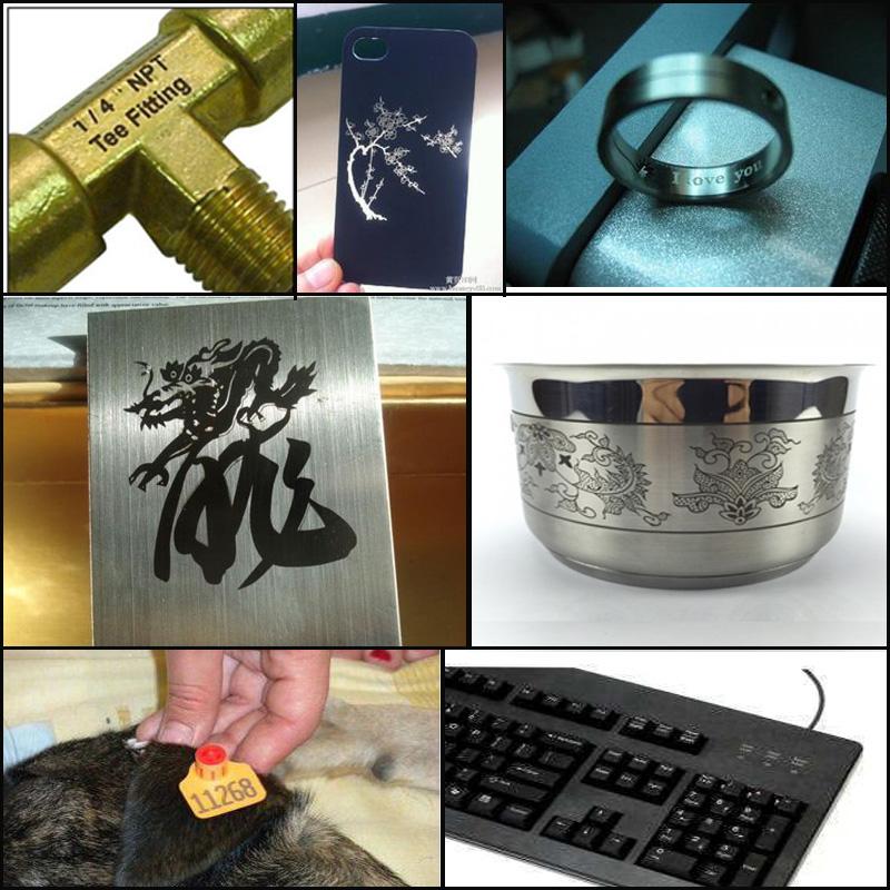 20w China fiber laser marker for SS price