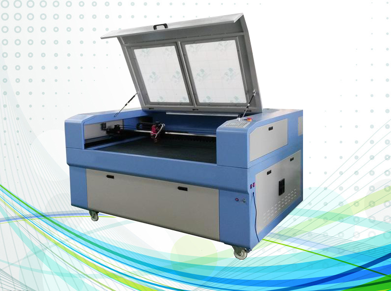 1390 co2 laser cutter for SS price