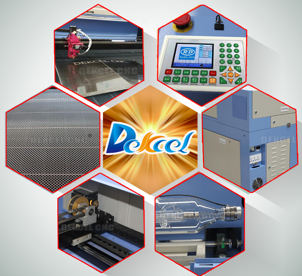 1390 cnc co2 laser cutter China for sale