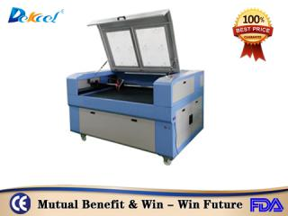 Dekcelcnc® China Sale Price 1390 CO2 Laser Cutter For SS, Acrylic