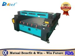 Dekcelcnc® 1390 100w CNC Co2 Laser Engraver for Curve Steel Foam for sale