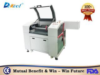 Dekcelcnc® a best cnc laser cutter machine for fabric cloth textitle sale