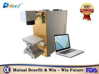 30w fiber laser cnc marker machine for metal hot sale