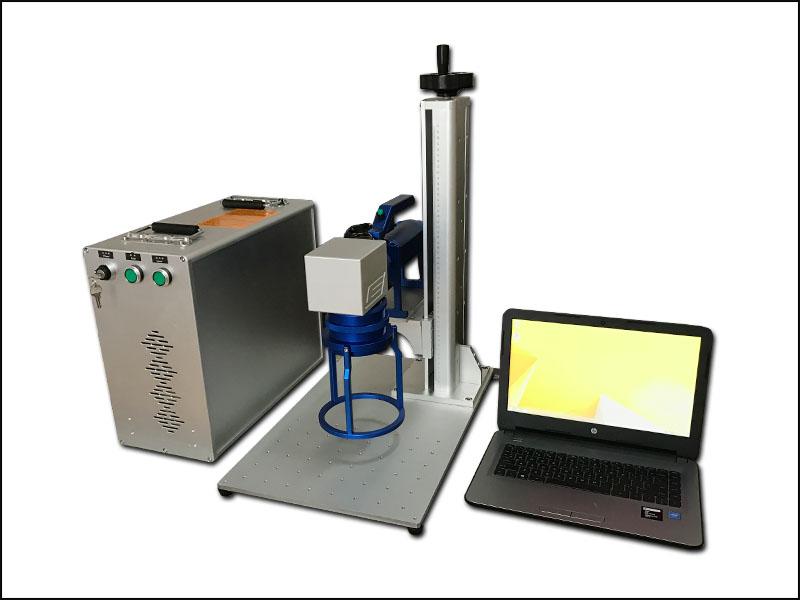 handel 20w laser marking cnc