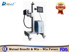 Dekcelcnc® Best price 30w Cnc RF Co2 Laser Marker for Paper, Wood, Fabric