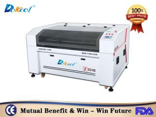 Dekcelcnc® 1390 80w CCD Cnc Co2 Laser Cutter Best Price