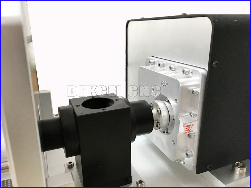 cnc co2 laser 100w cutter and marker for paper wood