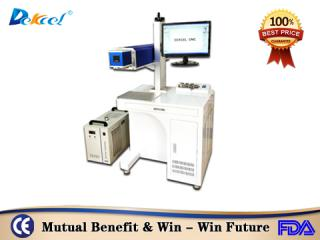 Dekcelcnc® Cnc 100W Co2 Laser Marker Cutter For Wood Paper Price