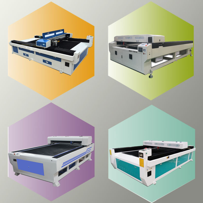 1325 Best Price 150w Co2 laser cutting machine for both metal nonmetal