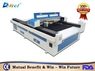 Dekcelcnc® 150w 1325 Cnc Co2 Laser Cutter Machine For Metal Nonmetal price