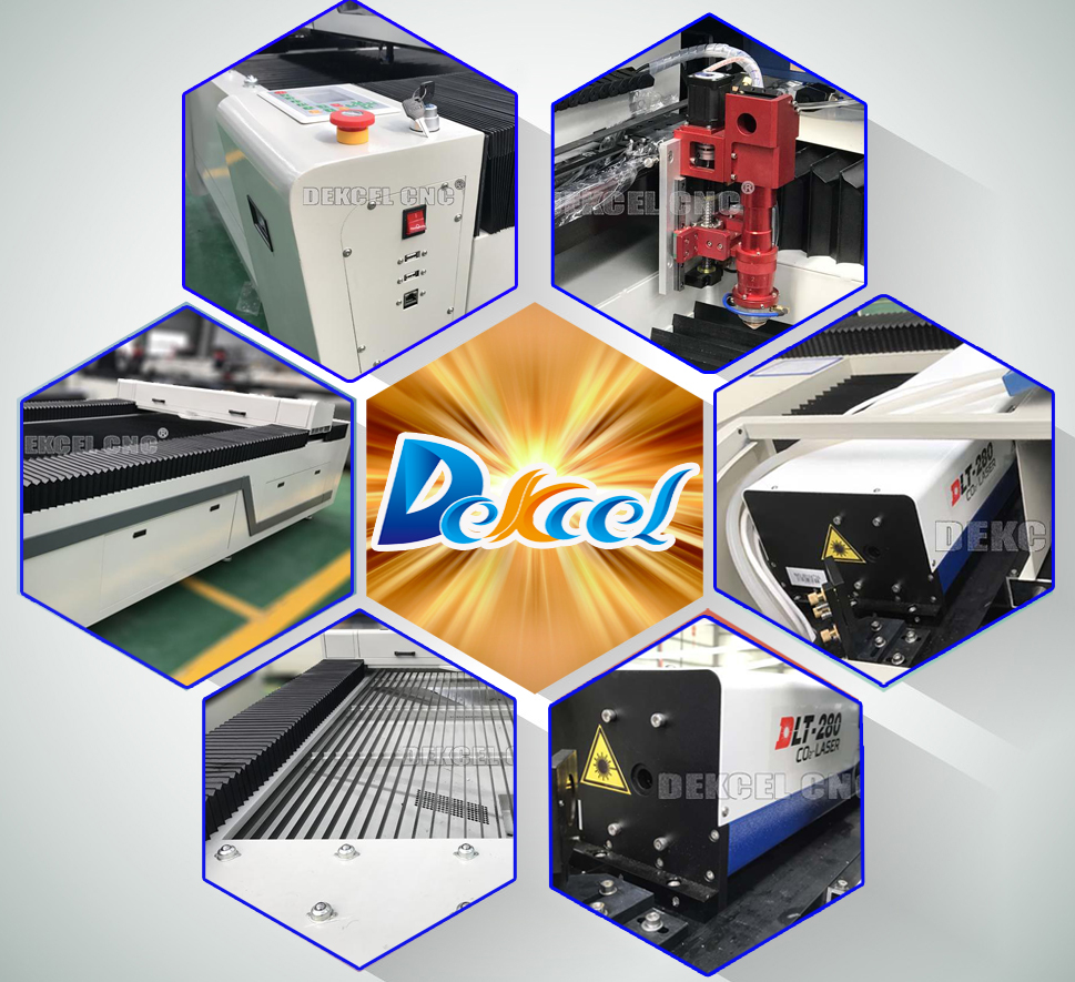 150w 280w 1325 cnc co2 laser cutting machine for stainless steel price