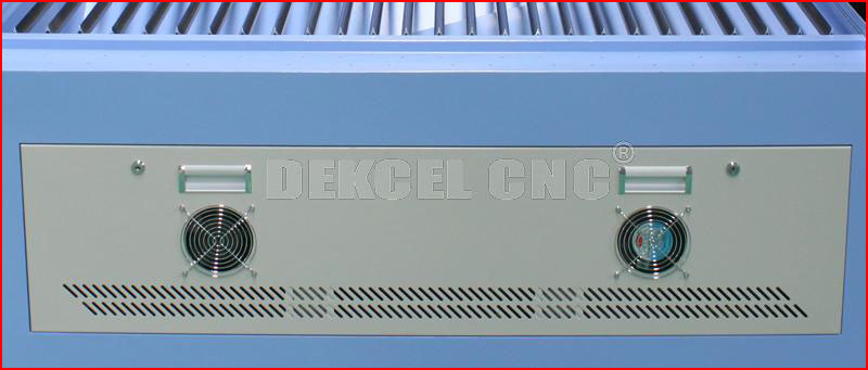 1318 100w co2 laser cutting machine control box van