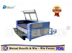 Dekcelcnc®1810 Feeding 80w/100w CO2 Router Fabric Machine