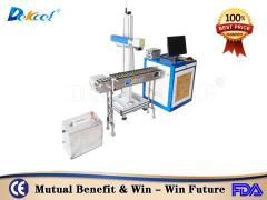 30w Cnc ball pen fiber laser marker machine hot sale