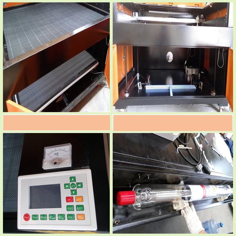 details of cnc laser machine