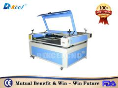 Reci 80w up and down cnc co2 laser engraving machine  for stone